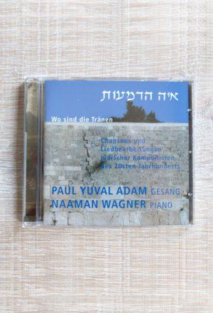 CD-Wo-sind-die-Traenen-Paul-Yuval-Adam-Naaman-Wagner-JVB