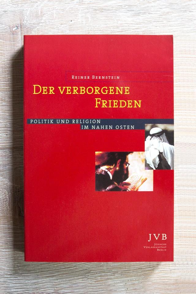 Cover: Der Verborgene Frieden