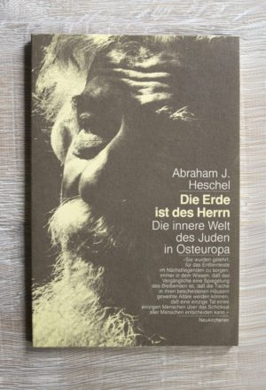 Cover: Die Erde ist des Herrn