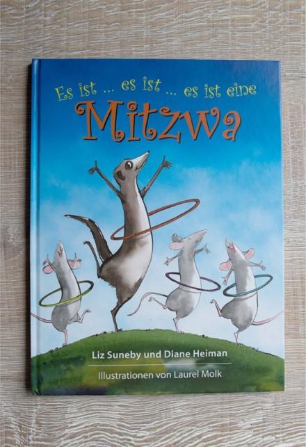 Cover: Es ist ... es ist ... es ist eine Mitzwa