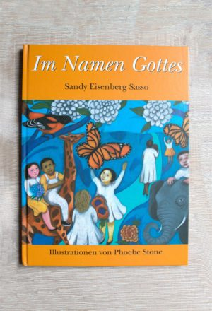 Cover: Im Namen Gottes von Sandy Eisenberg Sasso - JVB