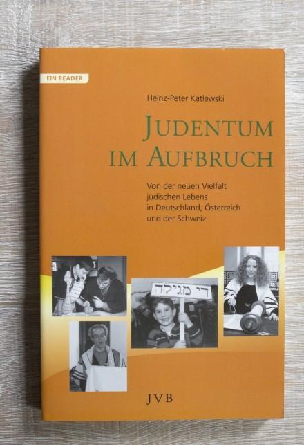 Cover: Judentum im Aufbruch