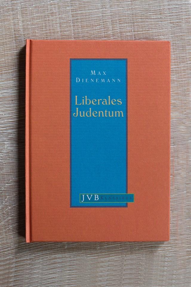 Liberales Judentum von Max Dienemann