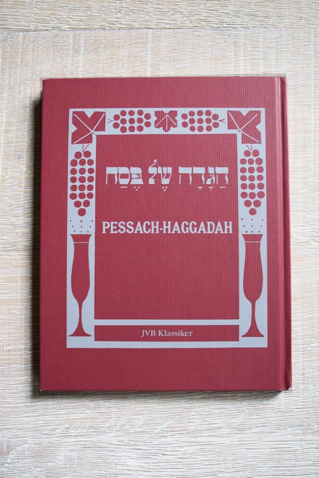 Pessach-Haggadah von Hermann Simon