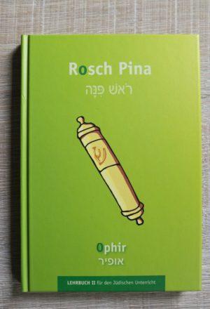 Cover: Rosch Pina - Lehrbuch 2 - Ophir