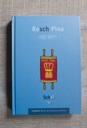 Cover: Rosch Pina - Lehrbuch 3 - Schai