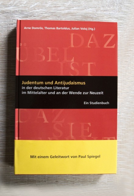 Cover: Judentum und Antijudaismus