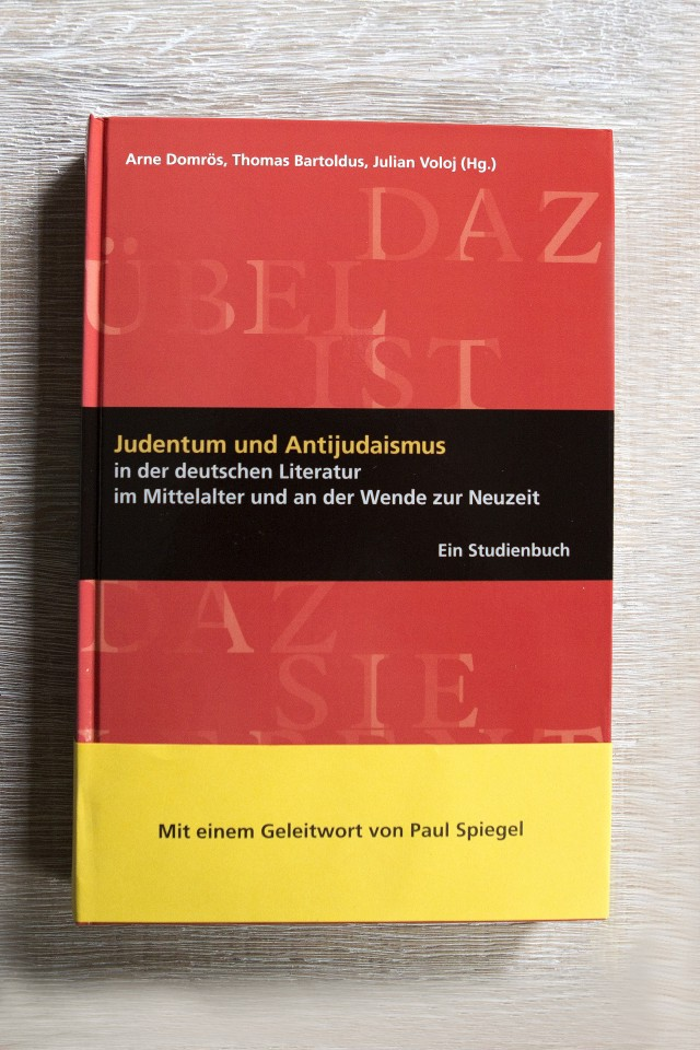 Cover: Judentum und Antijudaismus