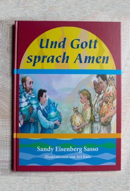 Cover: Und Gott sprach Amen
