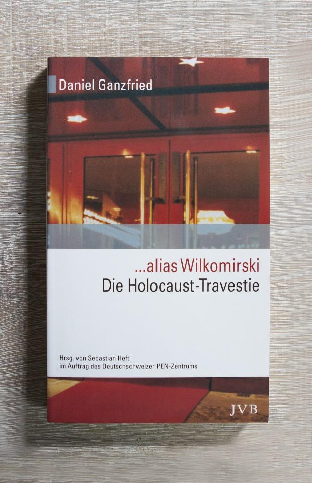 Cover: alias Wilkomirski...