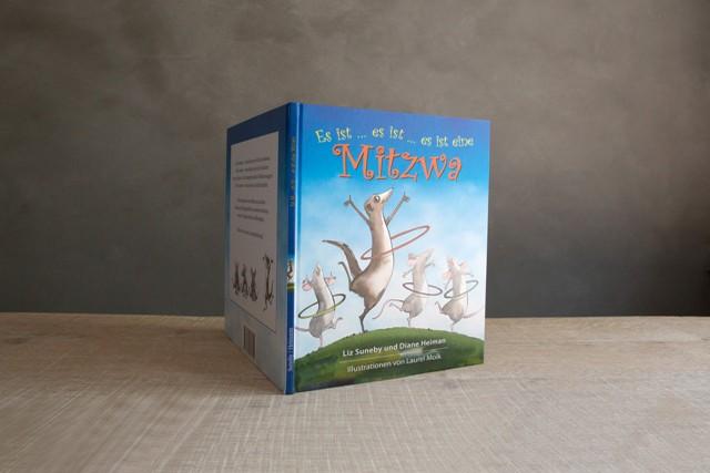 Es ist eine Mitzwa von Liz Suneby und Diane Heiman