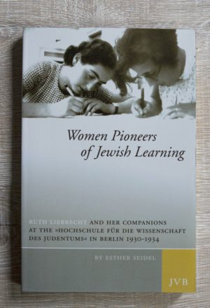 Cover: Women Pioneers of Jewish Learning