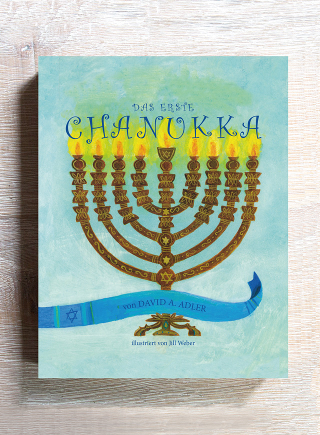 Das erste Chanukka von David A. Adler